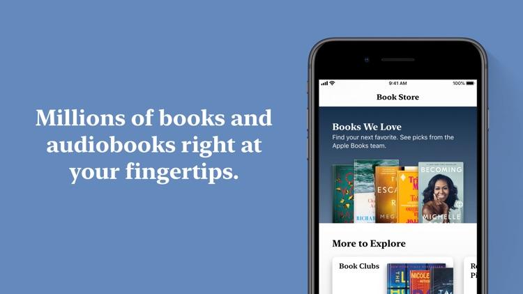 Apple Books screenshot-0