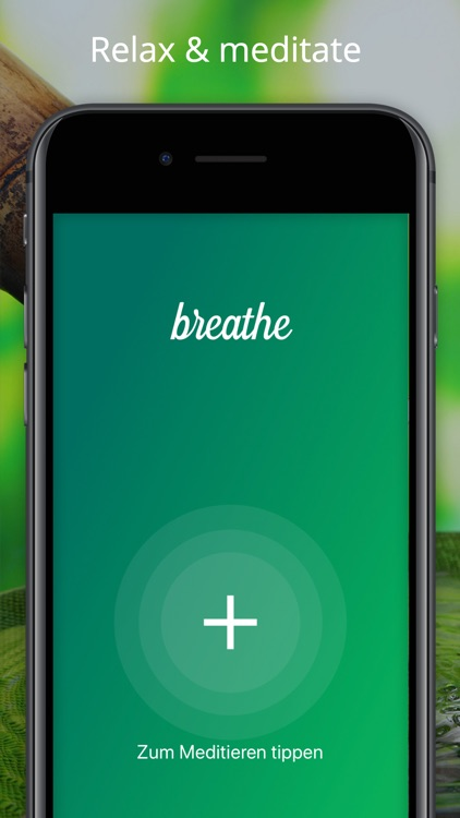 breathe: Meditation & Timer screenshot-0