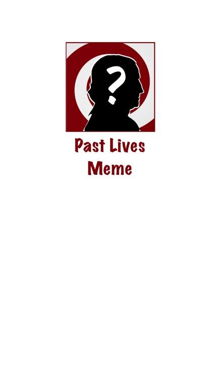 Past Lives Meme