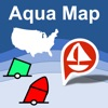 Aqua Map USA: Marine & Lake