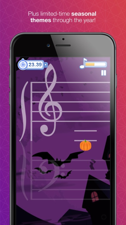 Note Rush: Music Reading Game screenshot-3