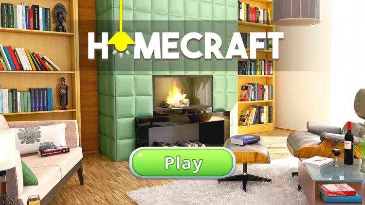 Homecraft - Home Design Game screenshot-5