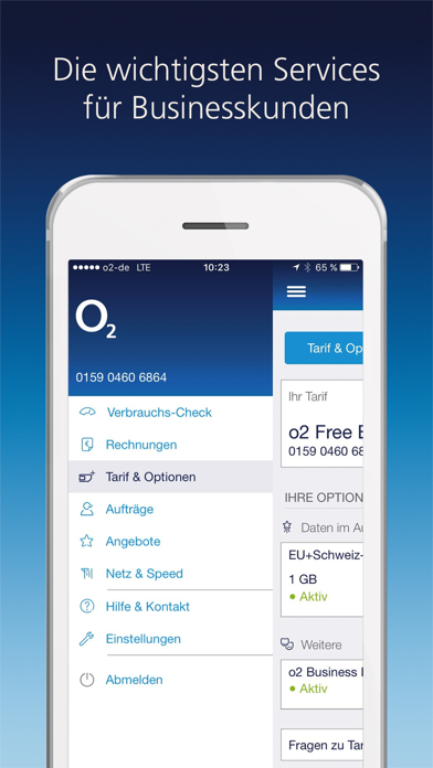 Herunterladen O₂ Business für Pc