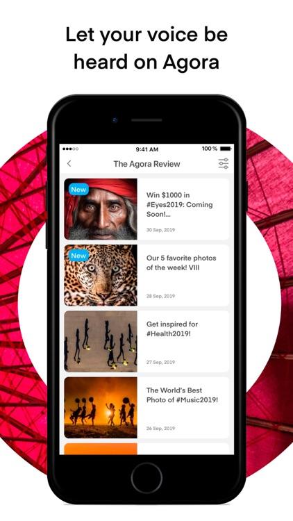 Agora Best photos of the world screenshot-3