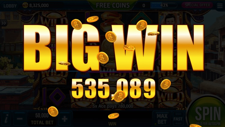 Wolf Slots Jackpot Casino ™ screenshot-7