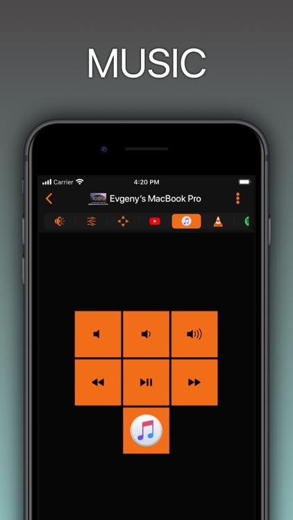 Remote Control for Mac / PC screenshot-6