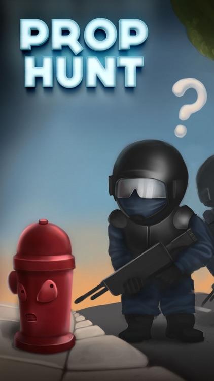 Prop Hunt Online TPS Shooter