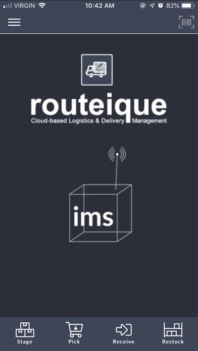 Routeique IMS
