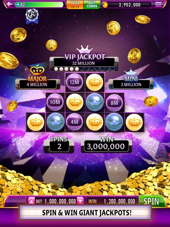 Hit it Rich! Free Casino Slots - Slot Machines screenshot