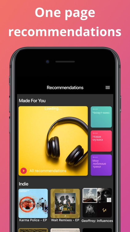 Meows for Apple Music,iTunes screenshot-5