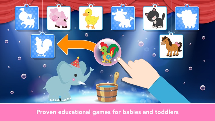 Toddler games for preschool 2+ screenshot-5