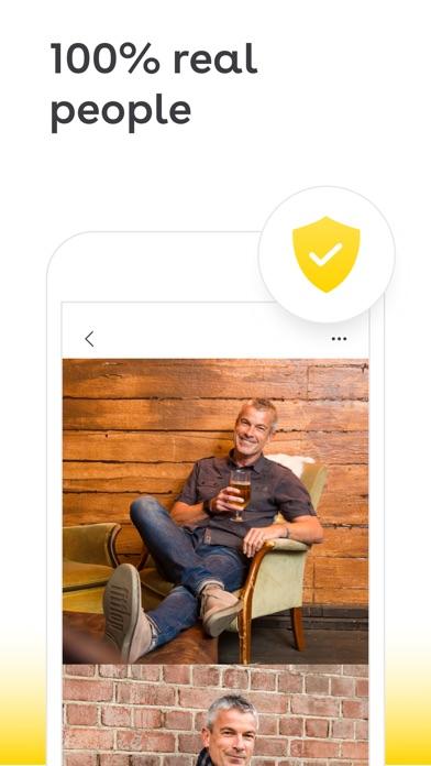 Lumen - Over 50 Dating Screenshot