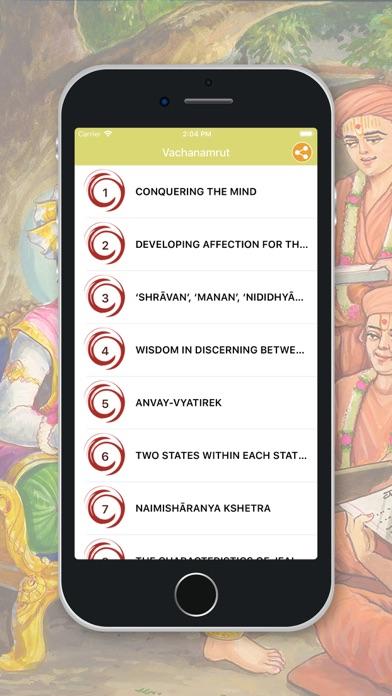 Vachanamrut in English screenshot 1