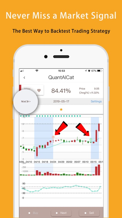 QuantAICat-Stock Market Replay