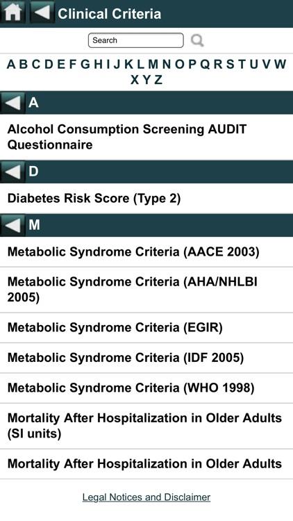 EBMcalc Nutrition screenshot-3