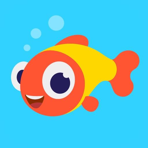 伴鱼绘本-儿童英文绘本故事