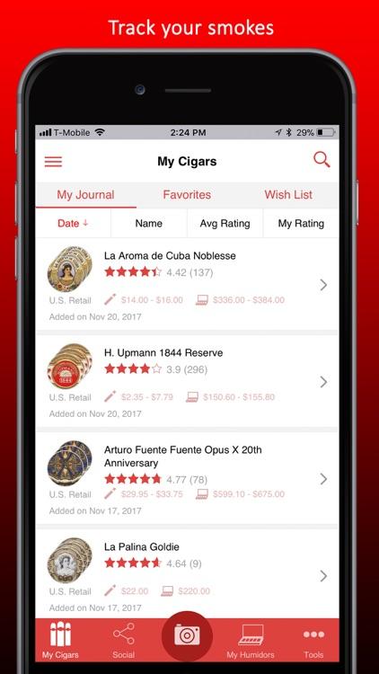 cigar dating app