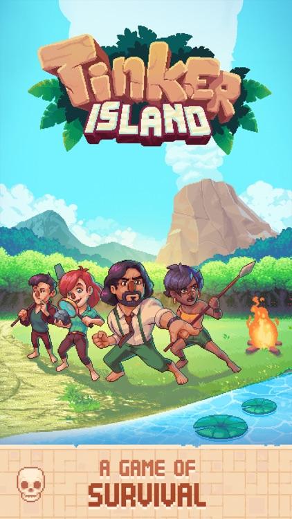 Tinker Island: Survival Story screenshot-4