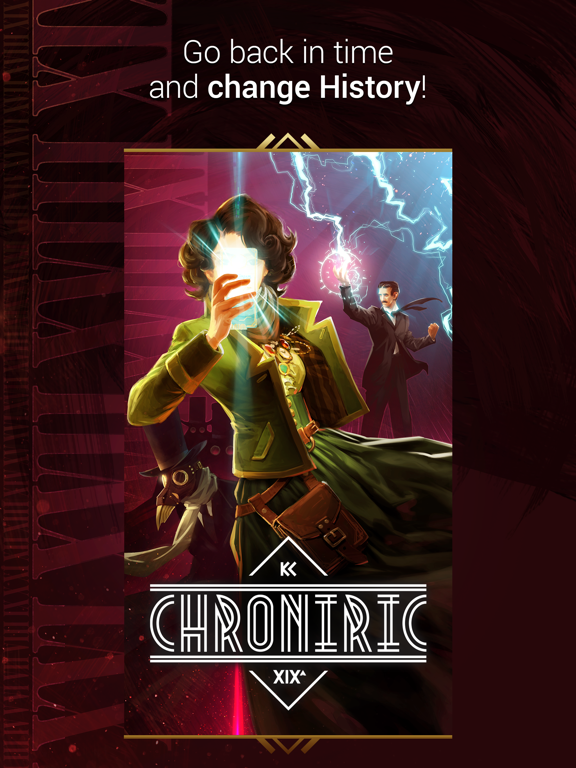 CHRONIRIC: Time Traveler Screenshots