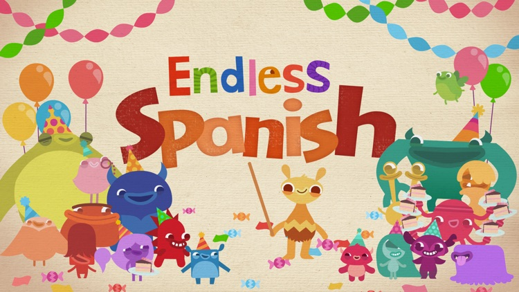 Endless Spanish screenshot-4