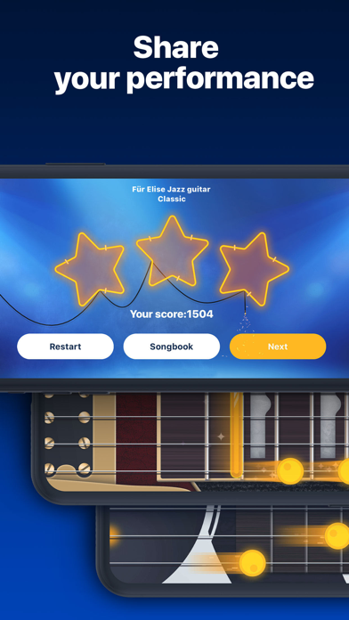 Guitar Play - Games & Songs Screenshot