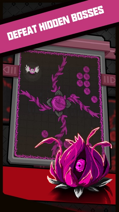 Dungeon of Weirdos Screenshot on iOS