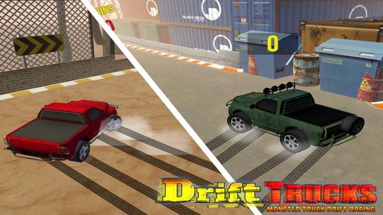 Monster Truck Car Drift Racing