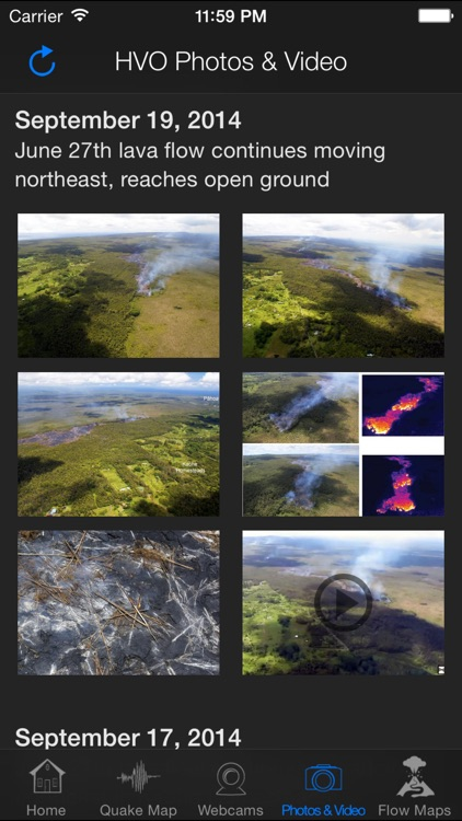 Kīlauea Update screenshot-1