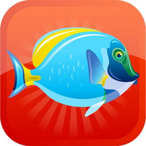 Coral-Reef Fish Emojis