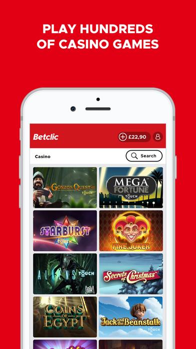 Betclic – Live Sports Betting screenshot two