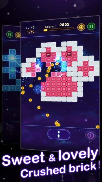 Crystal Blast - Brick Balls screenshot 3