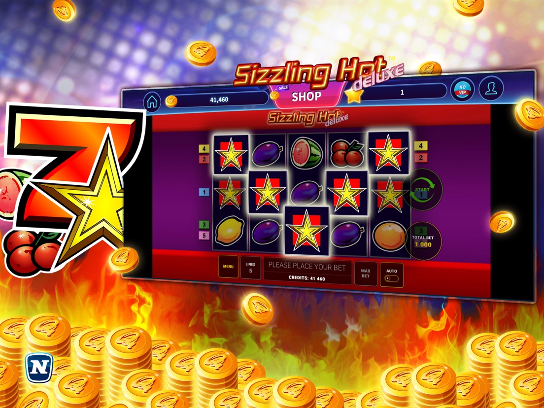 Sizzling Hot App Ipad