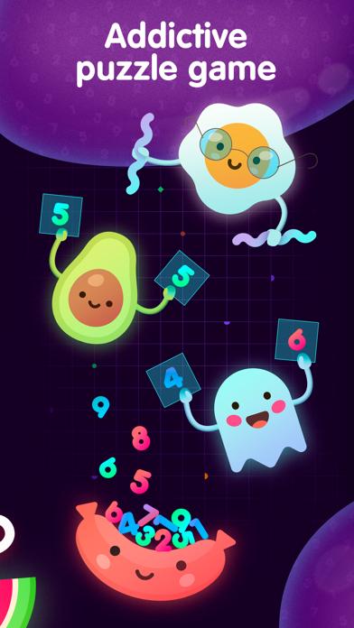 Numberzilla - Number Math Game screenshot 2