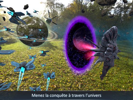 Screenshot #5 pour Cosmic Frontline AR