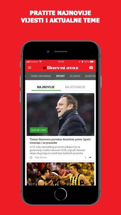 Avaz screenshot-4
