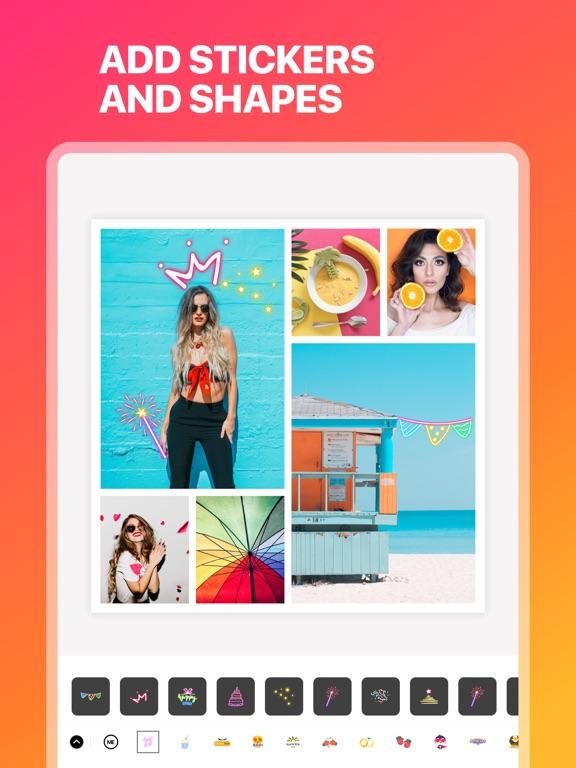 Collage Maker ◇-ipad-6
