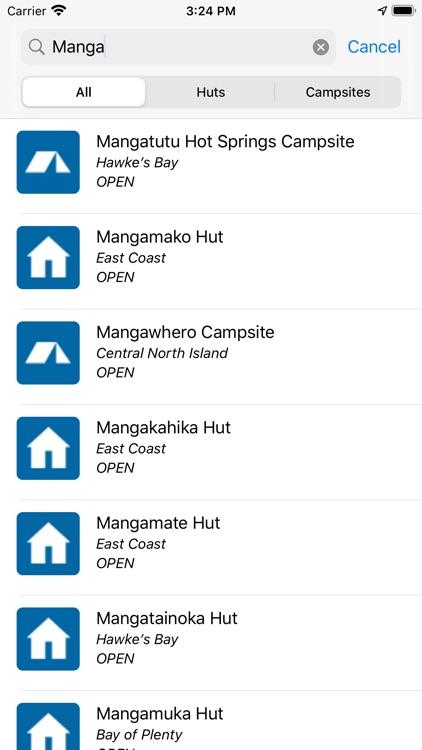 NZ Topo Maps