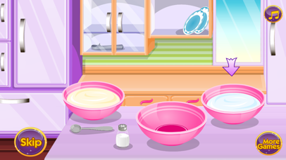 Ice Cream Maker : Cooking Game app image