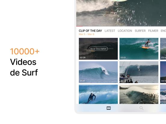 Screenshot #4 pour NobodySurf - Surfing Videos