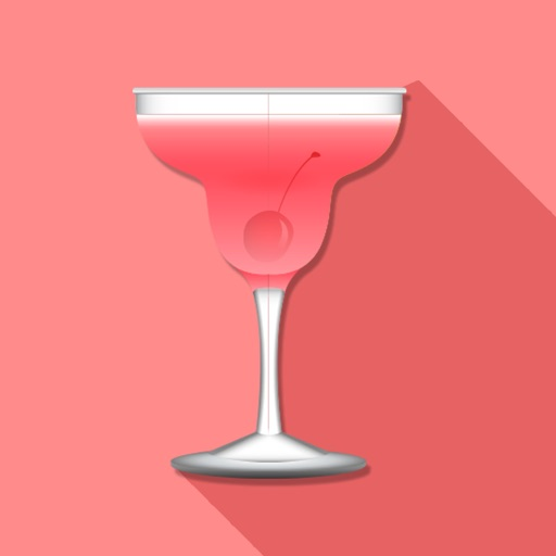 Romantic Cocktail Stickers