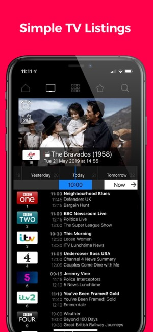 TV Guide and Listings App on the App Store