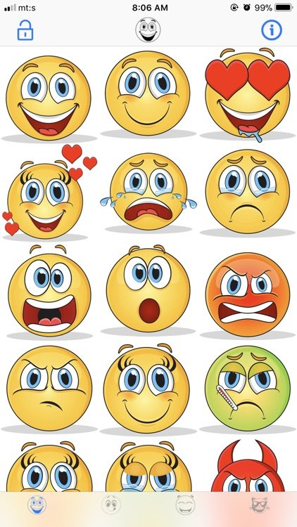 Animated Emojis for Message