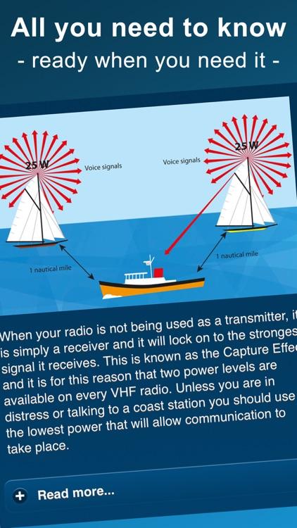 VHF DSC Radio screenshot-3