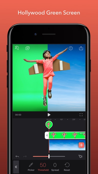 Enlight Videoleap Video Editor Screenshots