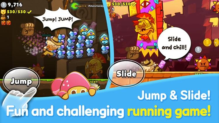 Cookie Run: OvenBreak screenshot-0