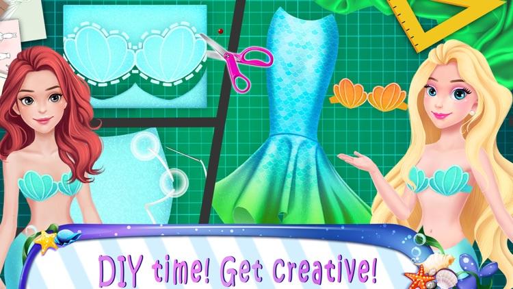 Girl Games: Secret Mermaid screenshot-6