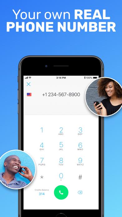 Text Me! - Free Texting + Free Phone Calls + Free Video Call