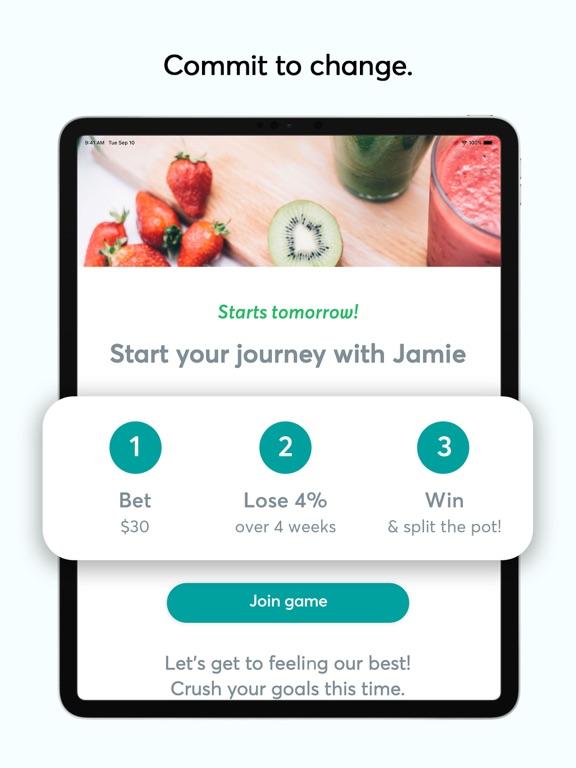 DietBet - Lose Weight. Make Money. screenshot