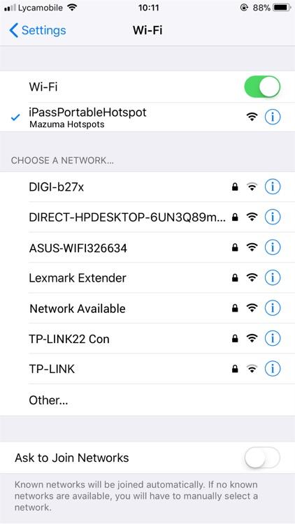 Mazuma WiFi screenshot-4