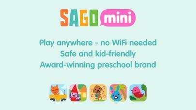 Sago Mini Camping screenshot 7